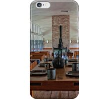 military room in 1834 iPhone Case/Skin