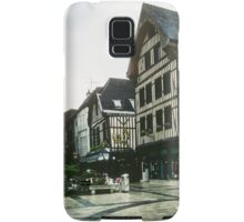 Place de Alexandre possibly Chalon sur Marne 198405060036 Samsung Galaxy Case/Skin