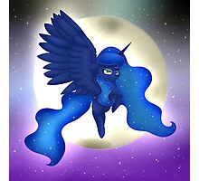 The Sassy Princess Of The Night  Photographic Print