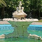 Fountain in Varna by Graeme  Hyde