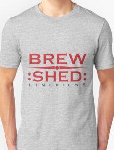Brew Shed Limekilns Unisex T-Shirt