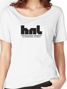 Hawkins National Laboratory Women's Relaxed Fit T-Shirt