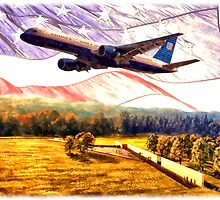 FLight 93 National Memorial by SteelCityArtist