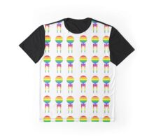 Star Trek Candies Graphic T-Shirt