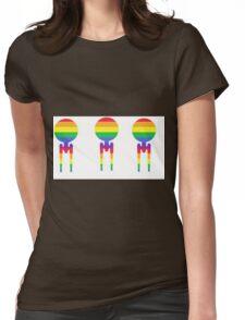 Star Trek Candies Womens Fitted T-Shirt
