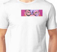 Batgirl Masked Face Unisex T-Shirt