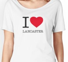 I ♥ LANCASTER Women's Relaxed Fit T-Shirt