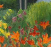 Vermont Garden Sticker