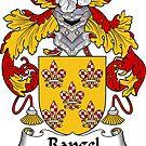 Rangel Coat of Arms/ Rangel Family Crest by William Martin