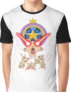 Star vs The Forces of Evil, Lazer Puppies Graphic T-Shirt