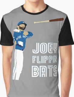 Joey flippin bats Graphic T-Shirt