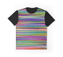 Luminous Waves Graphic T-Shirt