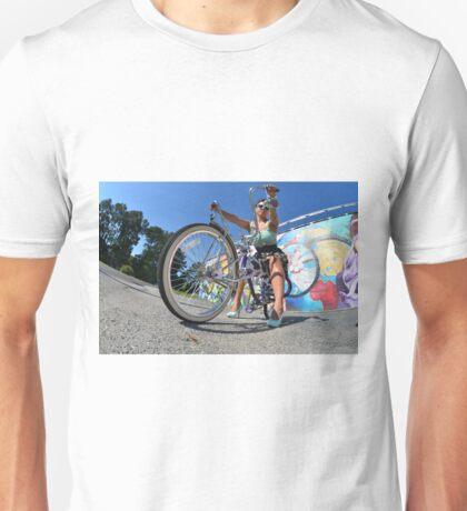 lowrider bike model Unisex T-Shirt