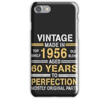 1956-60 years perfection!  iPhone Case/Skin