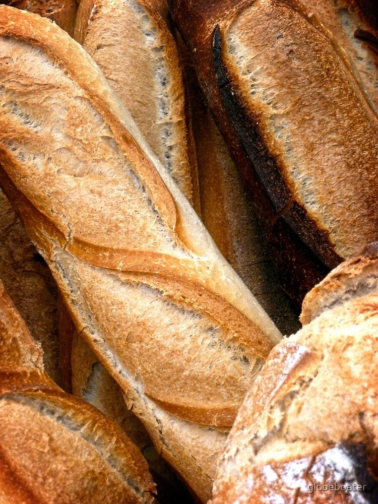 Delicious French Baguette by globeboater
