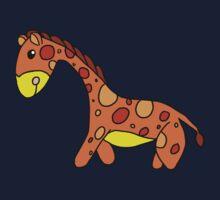 Giraffe Kids Tee