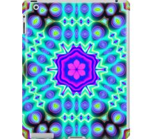 CVD0099 Bent Ask Psychedelic Art Colorful Vivid iPad Case/Skin