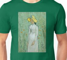 Girl In White - Vincent van Gogh Unisex T-Shirt