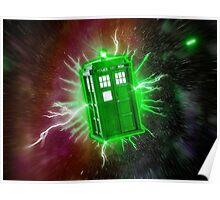 The Doctors Smaragdos (In the Emerald Extravalius Nebula) Poster