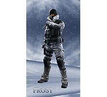 Frost from Rainbow Six Siege  Photographic Print
