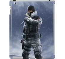 Frost from Rainbow Six Siege  iPad Case/Skin