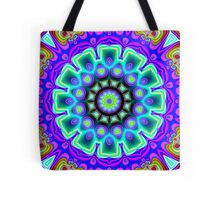 CVD0098 Bent Arnfinn Psychedelic Art Colorful Vivid Tote Bag