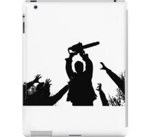 Zombie Festival iPad Case/Skin