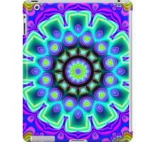 CVD0098 Bent Arnfinn Psychedelic Art Colorful Vivid iPad Case/Skin