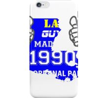 This Louisiana Guy Made in 1990 iPhone Case/Skin