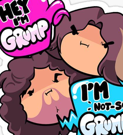 Game Grumps - Hey I'm Grump! - 1shirt Sticker