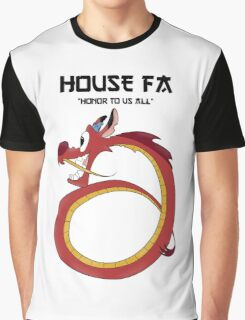 House Fa Graphic T-Shirt