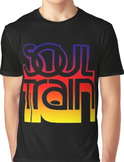 SOUL TRAIN (SUNSET) Graphic T-Shirt