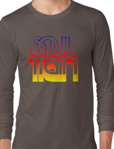 SOUL TRAIN (SUNSET) Long Sleeve T-Shirt