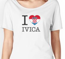 I ♥ IVICA Women's Relaxed Fit T-Shirt