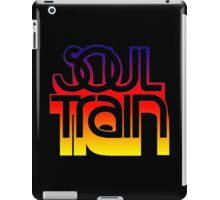 SOUL TRAIN (SUNSET) iPad Case/Skin