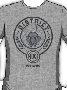 Prawn District (HG Parody) T-Shirt