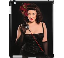 Lady Kitty iPad Case/Skin