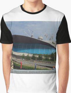 Little Ted & The London Aquatics Centre Graphic T-Shirt