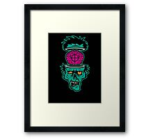 Shoot 'em in da Head Bro! Framed Print