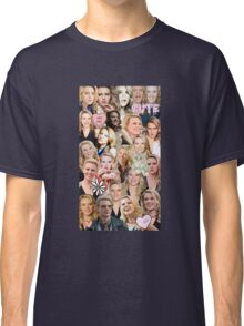 Kate McKinnon collage Classic T-Shirt
