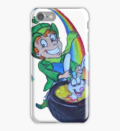 Lucky's revenge iPhone Case/Skin