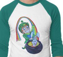 Lucky's revenge Men's Baseball ¾ T-Shirt