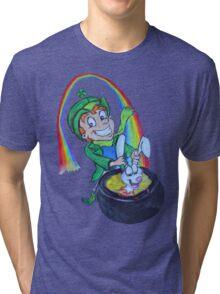 Lucky's revenge Tri-blend T-Shirt