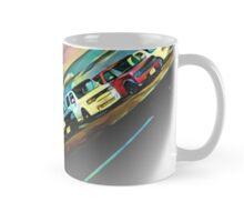 Cubes on patrol Mug