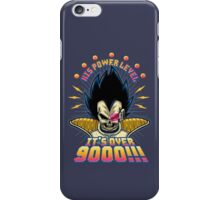 Over 9000! iPhone Case/Skin