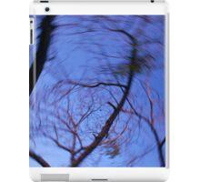 Spinning Trees. iPad Case/Skin