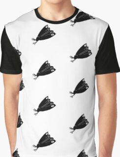 moth silhouette  Graphic T-Shirt