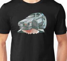 DeLorean Caricature Unisex T-Shirt