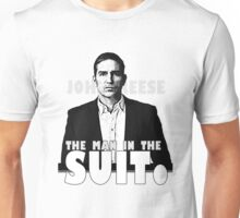 Person of Interest - The Man in the Suit Unisex T-Shirt