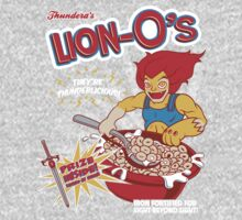 Lion-O's Cereal Kids Clothes